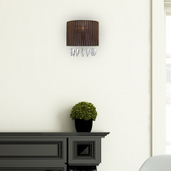 AZzardo Sidney Brown Wall - Wandbeleuchtung - Elusia.at