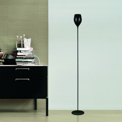 AZzardo Izza Floor Black - Standleuchte - Elusia.at