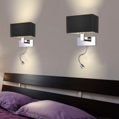 AZzardo Martens Wall LED Black - Wandbeleuchtung - Elusia.at