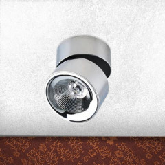 AZzardo Scorpio LED Chrome - Technische Deckenleuchten - Elusia.at