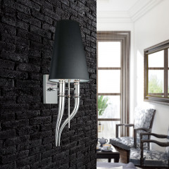 AZzardo Diablo Wall Black  - Wandbeleuchtung - Elusia.at