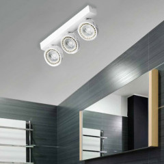 AZzardo Jerry 3 White LED  - Technische Deckenleuchten - Elusia.at