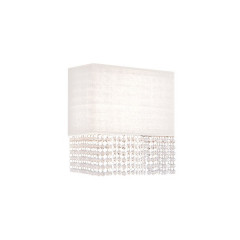 AZzardo Glamour White Wall - Designe - Elusia.at