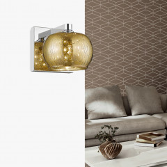 Zumaline Rain Wall Gold Drops  - Designe - Elusia.at
