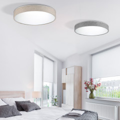 AZzardo Collodi 48 Beige Dimmable - Design - Elusia.at