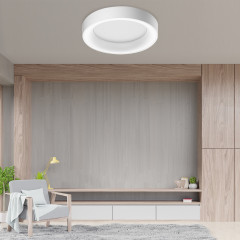 AZzardo Sovana Top 55 White Dimmable - Design - Elusia.at