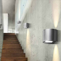 AZzardo Leticia 2 Dark Grey LED - Designe